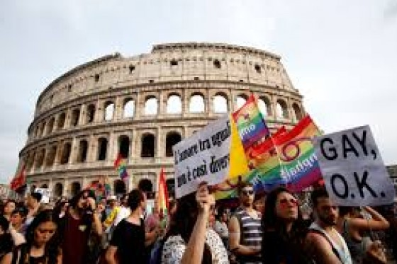 Italia - bellezze gay friendly