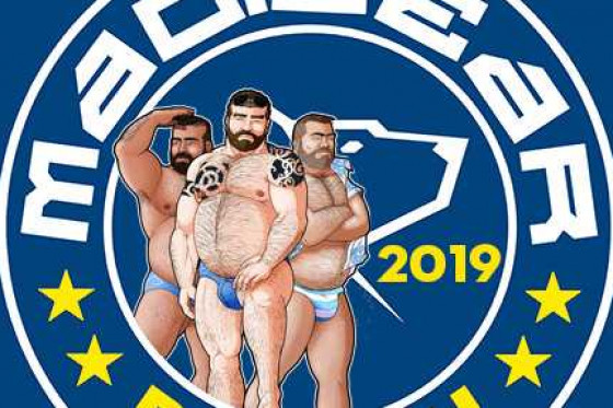 Torremolinos - Mad Bear Beach Week 2019;