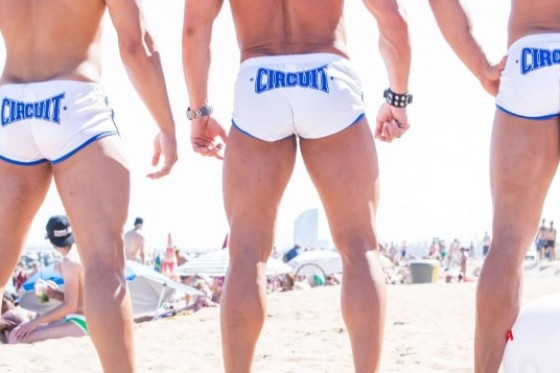 Barcellona - Circuit Gay Festival 2019;