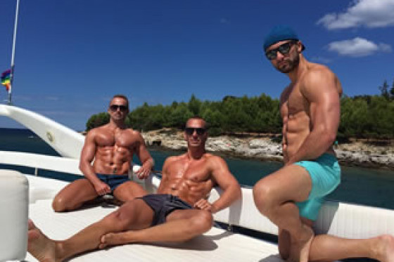 Crociera gay in barca a vela in GRECIA;