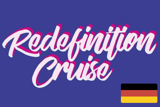 Gay REDEFINITION CRUISE Kreuzfahrt- Gruppe 15. April 2018;