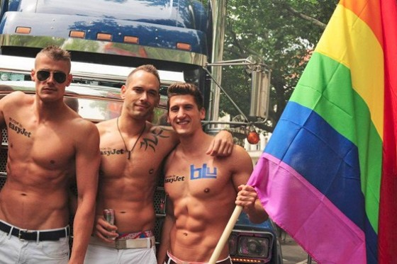 Gay Pride Berlino 2019 - CSD Berlin;