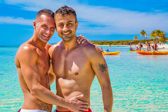 Repubblica Dominicana - Punta Cana - Club Med Punta Cana - Gay resort - Atlantis