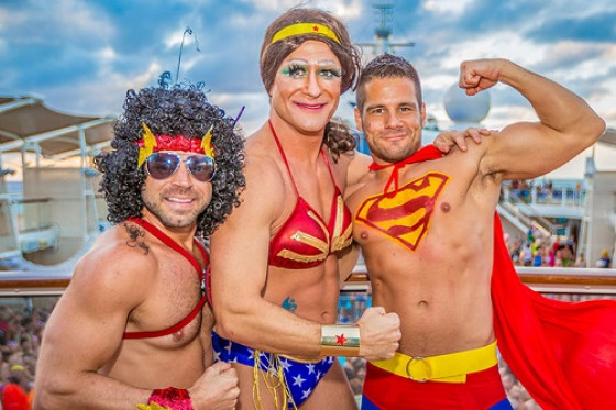 Crociera Gay - Bliss Halloween Cruise - dal 31 Ottobre al 7 Novembre 2021