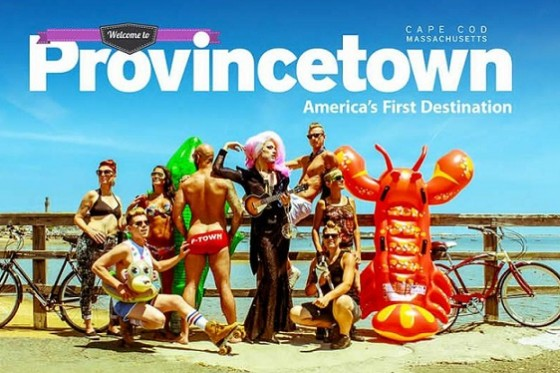 USA - Massachusetts: Provincetown soggiorno presso gay friendly Watership Inn