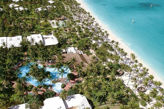 Santo Domingo - Punta Cana - Grand Palladium Suites and Spa*****;