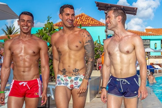 Messico - Gay Resort Club Atlantis Cancun - 04 MAGGIO 2019;