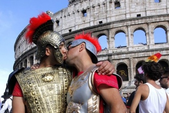 Speciale Weekend a Roma;