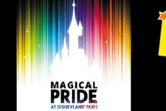 Disneyland Paris Gay Pride - Magical Pride;