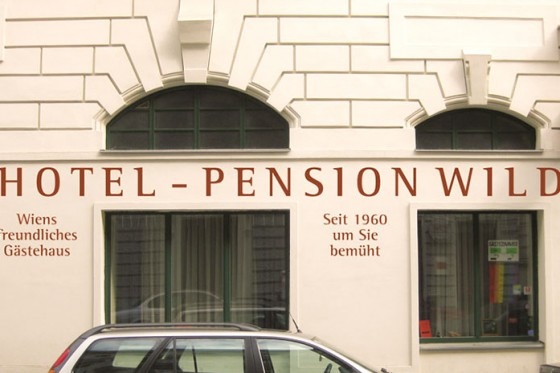Hotel Pension Wild Vienna