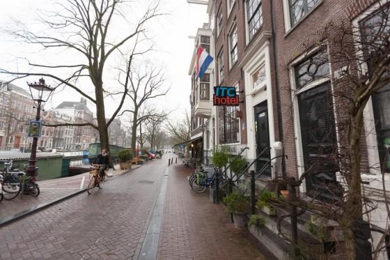 Hotel Gay Amsterdam Itc Hotel Amsterdam