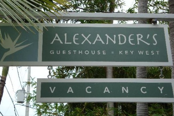 Alexander's Guesthouse