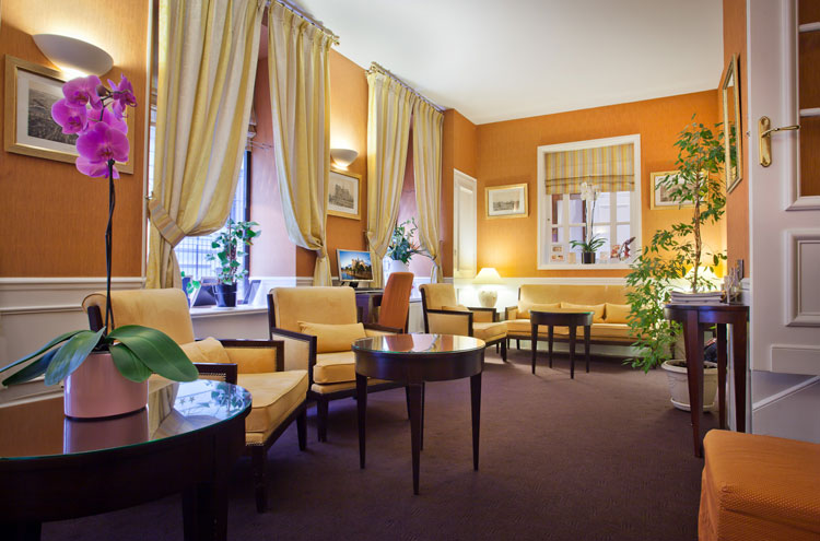 austins artes hotel entrata