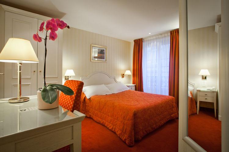 austins artes hotel room
